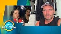 ¡NO QUIERE DISCULPAS! Julián Gil no aceptó disculpas de la mamá de Geraldine. | Venga La Alegría