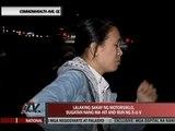 Drunk MMDA personnel hurt in bike mishap