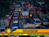 MMDA looks into Monday traffic mess