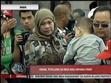 OFWs start arriving from Egypt