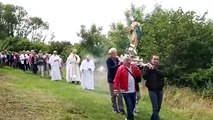 Tradition mariale à Veckring