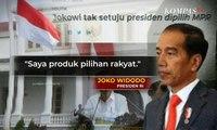 Jokowi Lawan Arus Amandemen