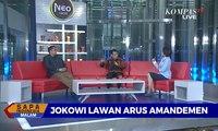 Dialog: Jokowi Tolak Wacana Amandemen Terbatas UUD 45 (1)