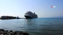 Kuşadası'na bu yıl 198 turist gemisi sefer yapacak