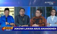 Dialog: Jokowi Tolak Wacana Amandemen Terbatas UUD 45 (2)