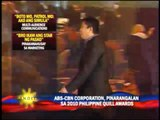 ABS-CBN shows honored in 2010 Quill Awards