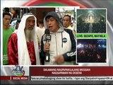 'Messiahs' clash at Black Nazarene Feast