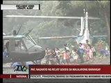 Relief operations continue for Albay residents
