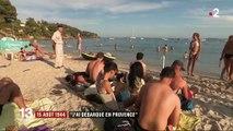Débarquement de Provence : rencontre avec l'un des derniers survivants français