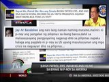 Bayan Patrollers' give wishes for PNoy's first US visit