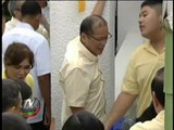 PNoy leads Mass for Ninoy's 27th death anniversary