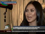 Sarah speaks about 'kidnap try' on dad