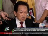 Arroyo makes surprise visit at plunder case proceeding