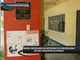 MMDA kicks off defogging ops in metro schools