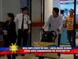 Higher airport fees to help fund Customs' salaries