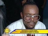 apl.de.ap wants to perform with Aeta YouTube sensation