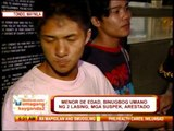 2 nabbed for beating up minor in Tondo