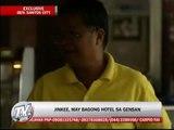 Jinkee Pacquiao now a hotelier
