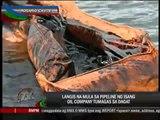 Oil leak threatens fishermen's livelihood in Cavite