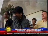 Emotional reunion for Yusoph family after kidnap
