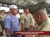 Congressmen laud dragon boat team