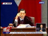 Senate must weigh 'falsifications' on PSBank doc - Enrile
