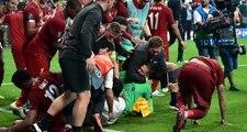Liverpool-Chelsea mücadelesinde bir kişinin daha sahaya atladığı ortaya çıktı!