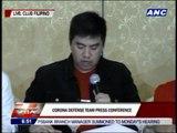 Defense: Palace offered P100-M for senator-judges