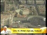 Huge crowd in Vatican for John Paul II's beatification