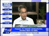 Roxas says MRT subsidies to fall, fares to rise