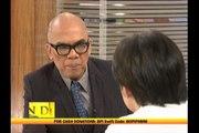 Patrick Garcia admits fame affected childhood