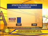 Public warned on diseases caused by climate change
