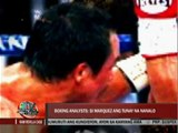 Pacquiao-Marquez fight earns divided reactions