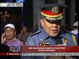 GMA mugshots, fingerprinting set for Saturday: police