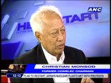 Monsod: Impeachment trial, a form of entertainment for the poor