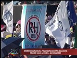 Church spearheads prayer rally vs RH bill