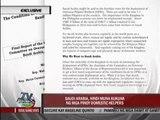 Saudi bans Filipino domestic helpers