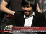Bets in Pacman's favor in Mosley match