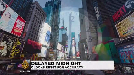 Delayed midnight clocks reset for accuracy (1) -