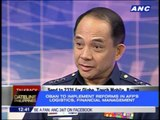 Oban promises regular report on AFP reforms