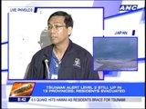 4 waves of tsunami have already reached Philippines - Phivolcs