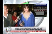 Amalia slams Annabelle for wearing red at wake