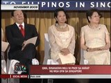 Lift breaks, P-Noy climbs 20 flights of stairs
