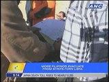 DFA to repatriate 4 OFWs working for Gadhafi's family