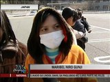 Pinoys in Japan ecstatic over relief items