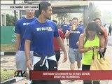 Azkals get ready for Sri Lanka game