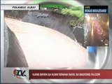 Thousands up for evacuation as flooding ravages Albay