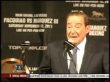 US boxer joins list of possible Pacquiao foes