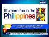 DOT launches new tourism slogan