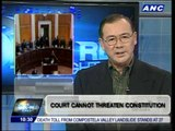 Teditorial: Court cannot threaten Constitution